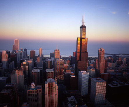 Skyline Chicago